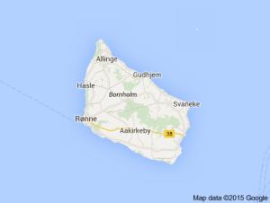 île de BORNHOLM Danemark