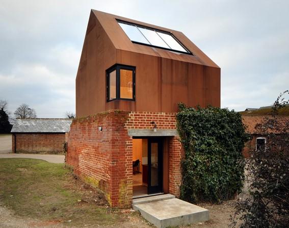 Projet archives maison 4 d co for Micro maison bois