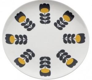 Assiette Orla Kiely pour Monoprix (2)