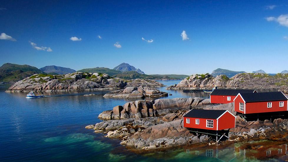 Iles-Lofoten-–-Norvège