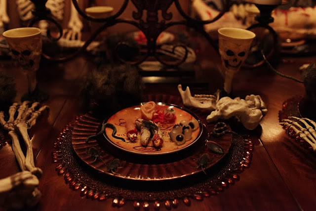 L'assiette...  by Amanda Cutler