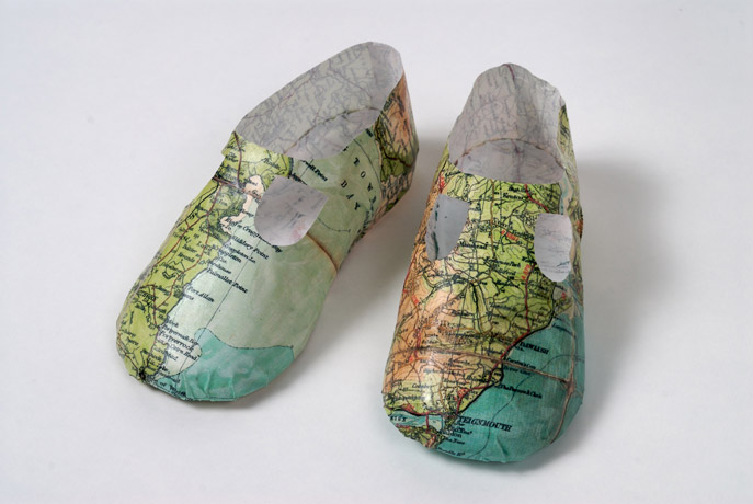 Map-Shoes