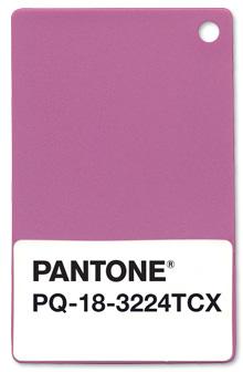 Pantone couleur 2014