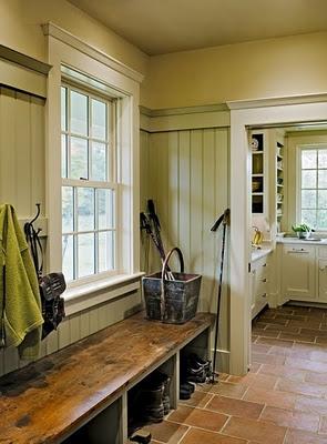 Champêtre, lumineuse avec une belle ouverture sur la cuisine !