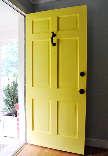 une jolie jaune à Richmond en Virginie !
