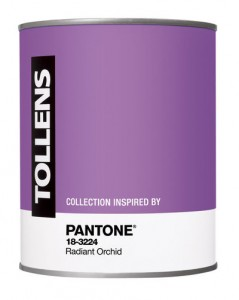 TOLLENS Radiant Orchid