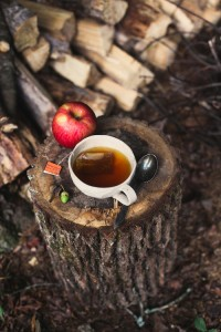 apple tea