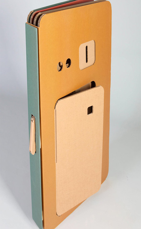 foldable-cardboard-kids-play-house  DORNOB 6 fév 2013 offbeat 2