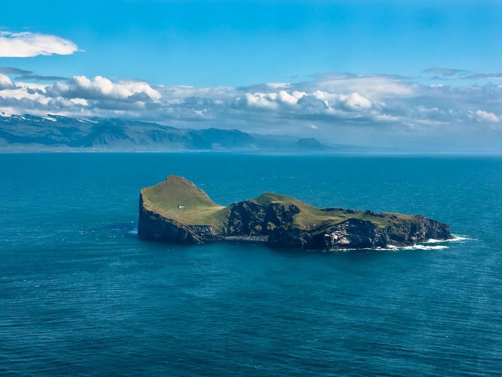 maison île ELLIDAEY