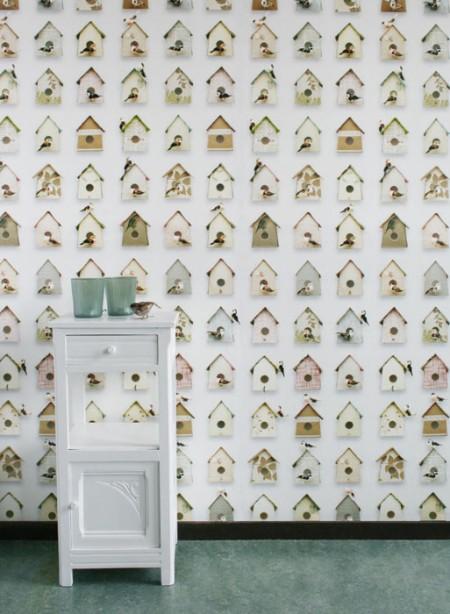 papier-peint-nids-d-oiseaux-birdhouse-par-studio-ditte