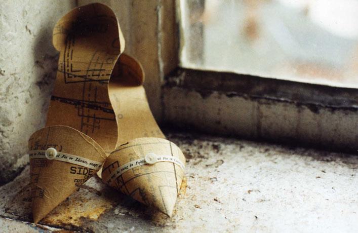 pattern-shoe